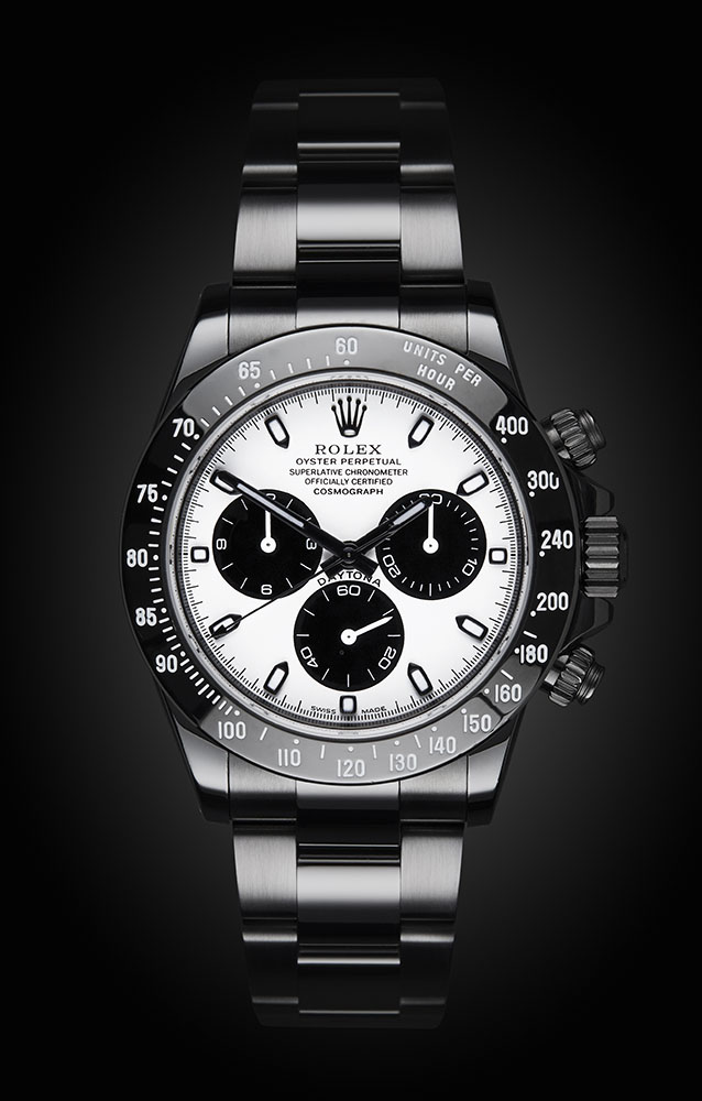 Rolex Daytona Phantom Titan Black