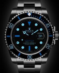 Rolex Submariner Date: Denim