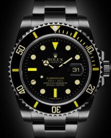 Rolex Submariner Date: Wasp