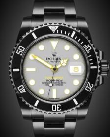 Rolex Submariner Date: Adler