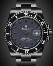 Rolex Submariner Date: Vortex