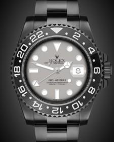 Rolex GMT II: Graphite