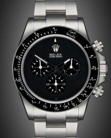 Rolex Daytona: Newman Black - Arabic Edition