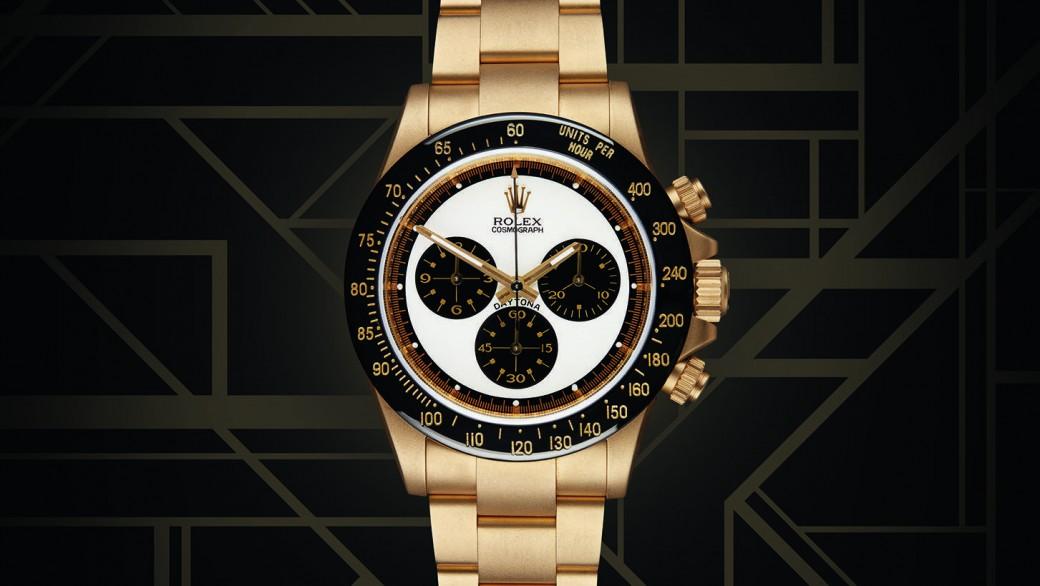 Titan Black | Custom luxury watches including Rolex, Audemars Piguet
