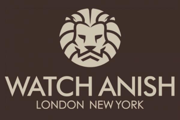 Titan Black Watch Anish
