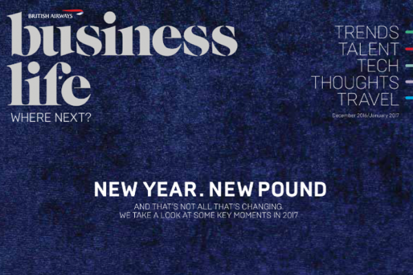 TBlack's Newman Daytona Featured in BA Business Life