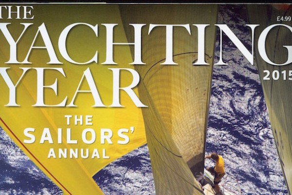 Titan Black Rolex Yacht-Master II Azure The Yachting Year