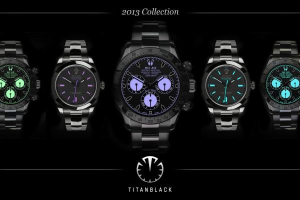 Titan Black Collection