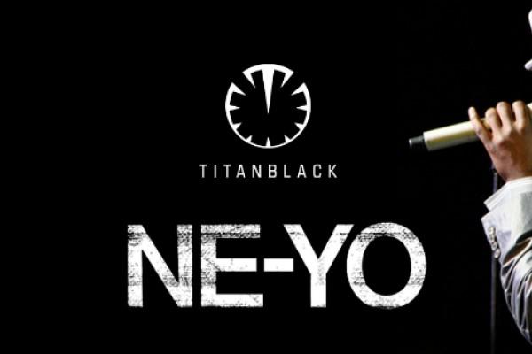 Titan Black Create R&B Superstar Ne-Yo a Custom DLC Rolex Milgauss