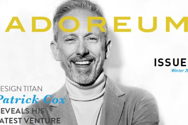 Adoreum Magazine Patrick Cox Titan Black Lathbridge Rolex