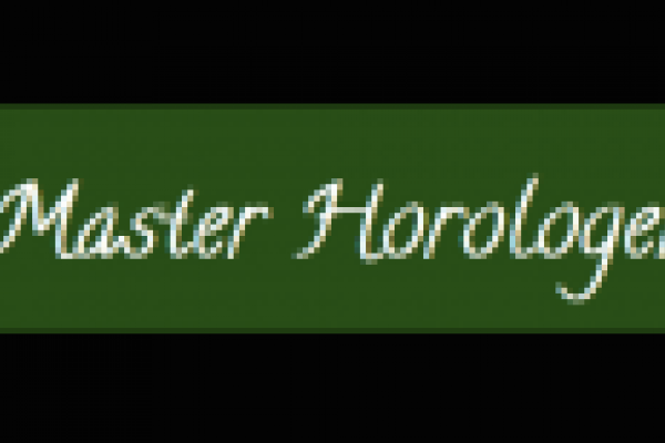Master Horologer Titan Black
