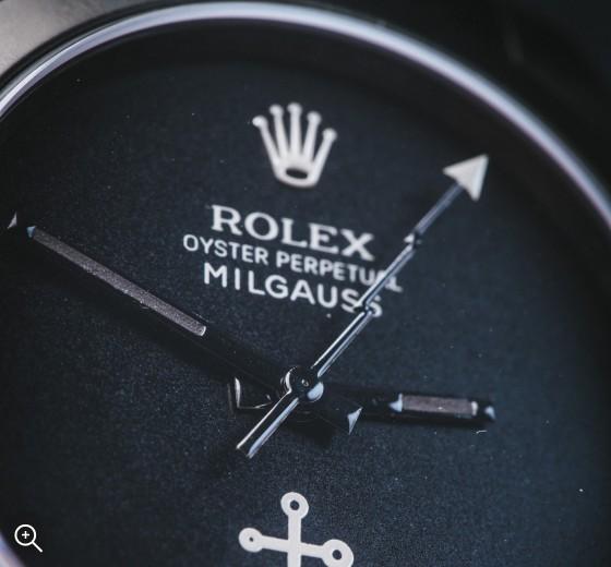 Rolex Milgauss: Pelagic Life