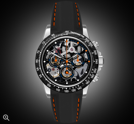The Daytona Delmonte Openwork