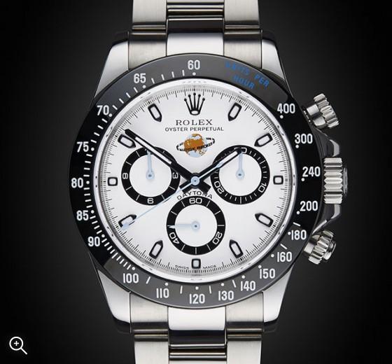 Titan Black Maersk Rolex Daytona