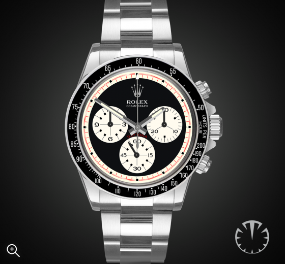 ROLEX DAYTONA 6239 TRIBUTE