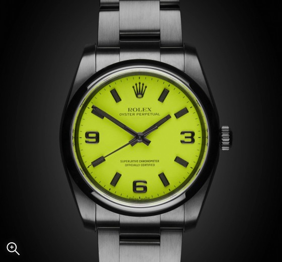 The Beach Collection: Neon Yellow Titan Black DLC