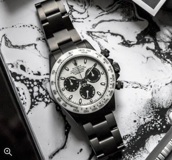 Rolex Daytona: Oreo