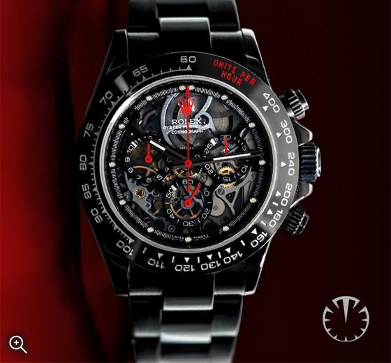 Rolex Daytona Domino Rosso