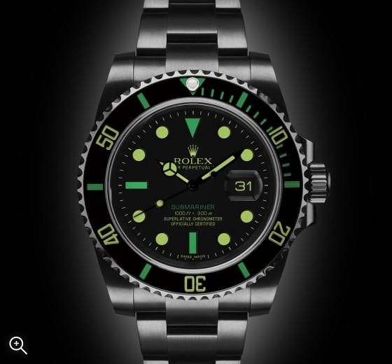 Rolex Submariner Date: Mantis
