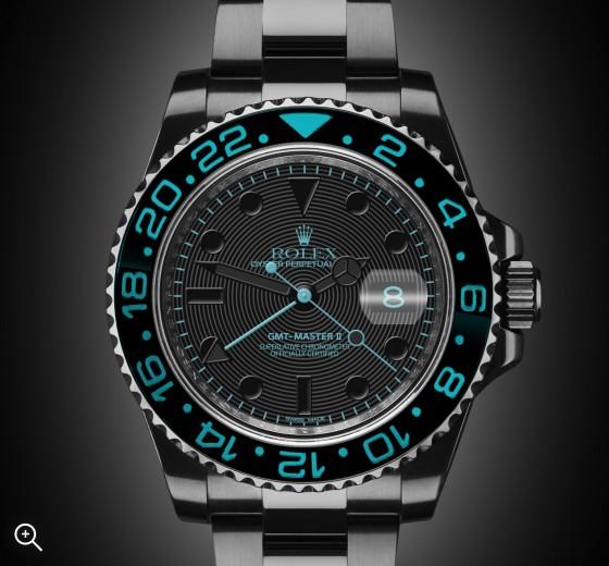 Rolex GMT II : Avatar