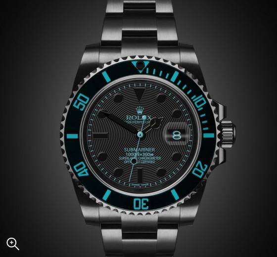 Rolex Submariner: Avatar