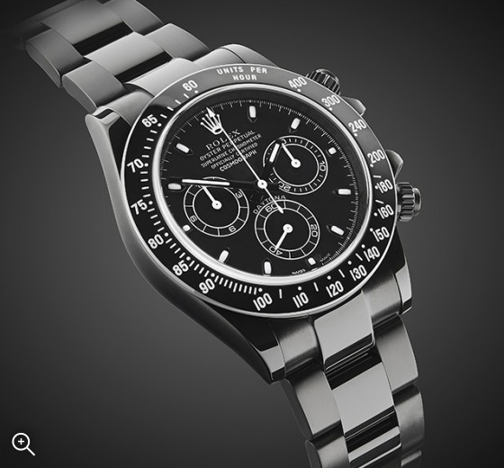 TItan Black DLC Rolex Daytona: Midnight
