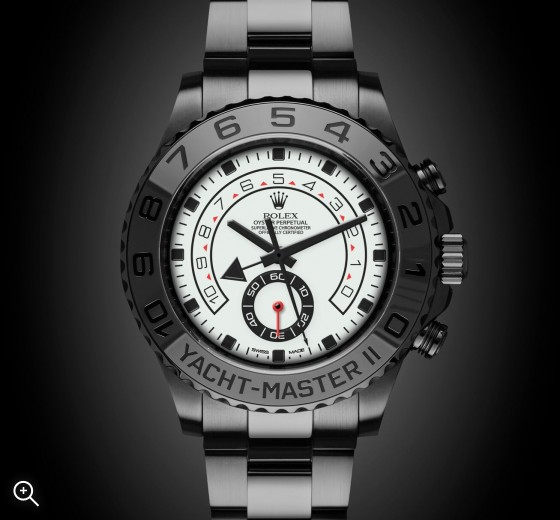 rolex london titan black yacht master bespoke luxury watches