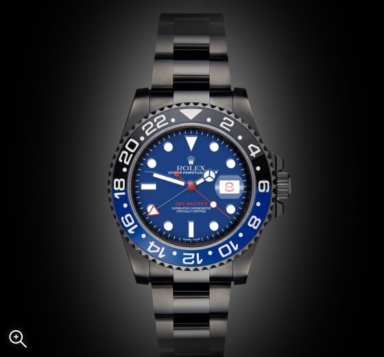 Rolex GMT-Master II: Royale