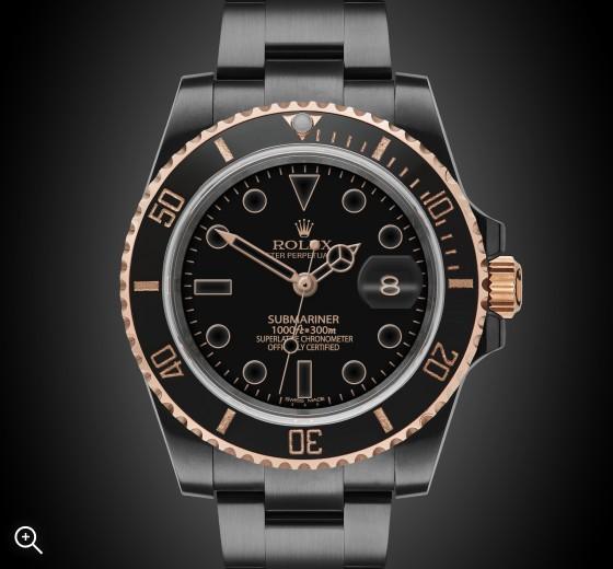 Rolex Submariner Date: Orbit