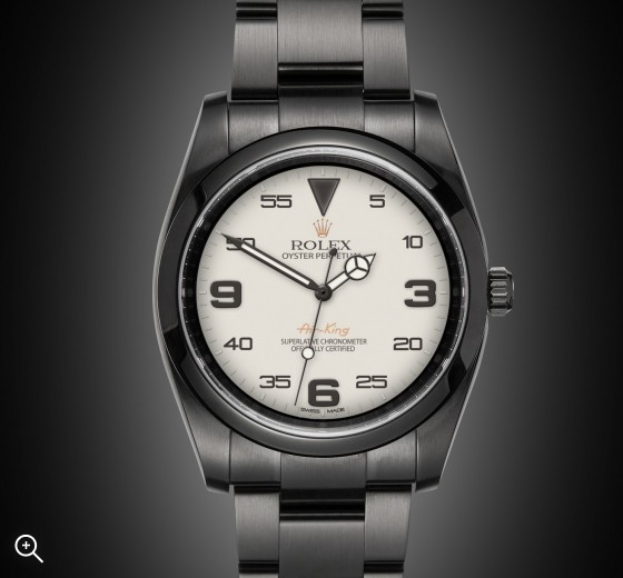 Rolex Air-King: Gossamer