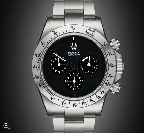 Rolex Daytona: Newman Steel - Arabic Edition