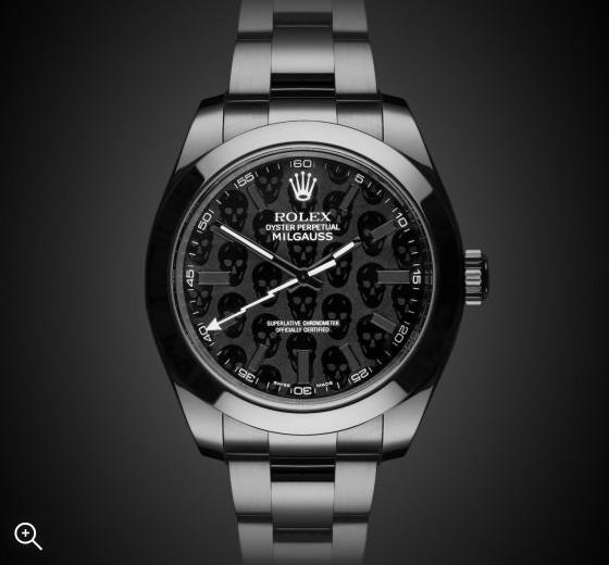 Rolex Titan Black Replica