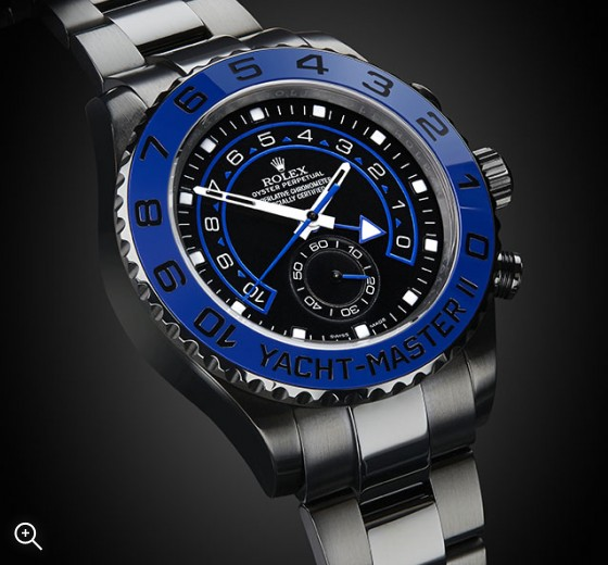 Rolex Yachtmaster 2 Blue