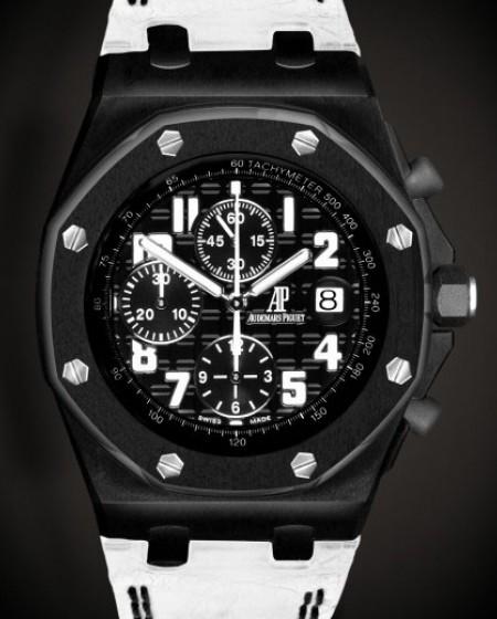 Audemars Piguet Offshore (Bianco MK2) DLC BLACK ROLEX