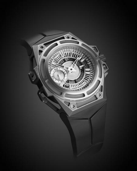 SpidoLite x TBlack Linde Werdelin Collaboration Titan Black Titanium