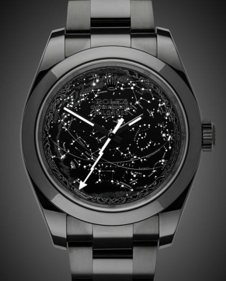 Rolex Milgauss: Celestial