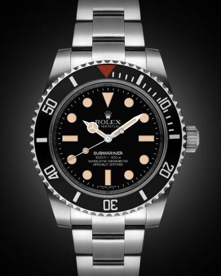 Tribute Submariner