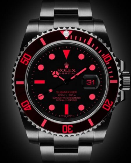 Rolex Submariner Date: Cardinal