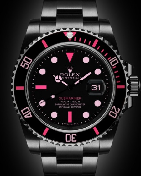 Rolex Submariner Date: Hollywood