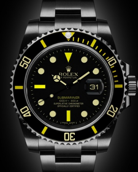 Rolex Submariner Date: Wasp
