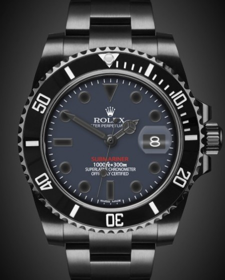 Rolex Submariner Date: Vortex