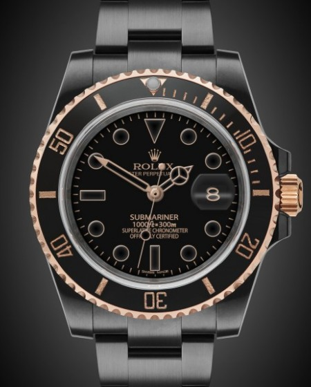 Rolex Submariner Date: Orbit
