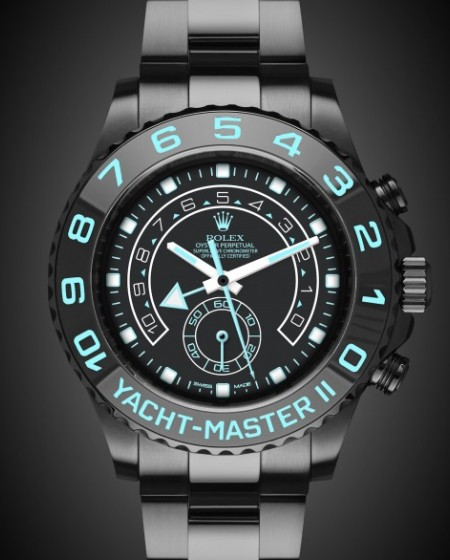 Rolex Yacht-Master II: Oceania