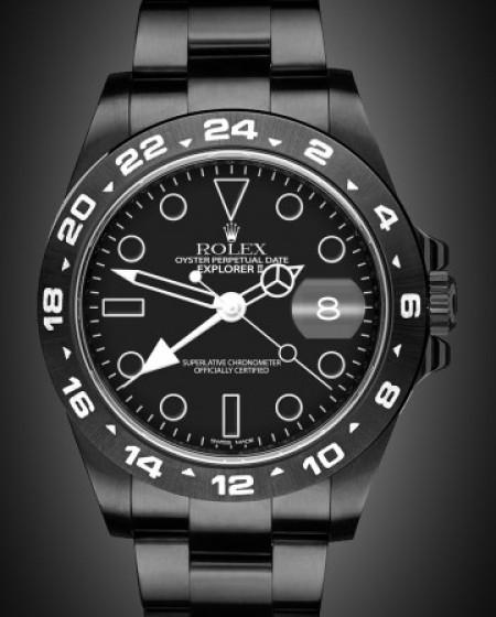Rolex Explorer II: Midnight