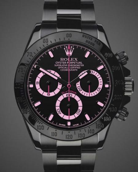 Titan Black Rolex Daytona Vale Black DLC