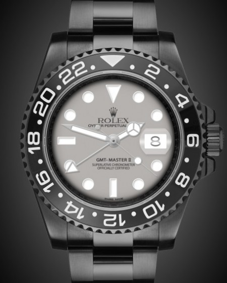 Rolex GMT II: Graphite