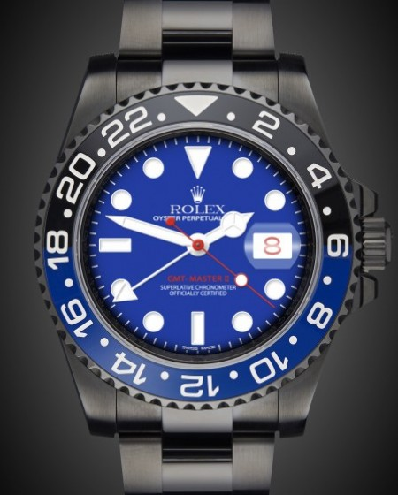 Rolex GMT II: Royale