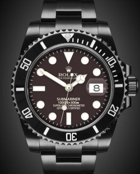 Rolex Submariner Date: Jet
