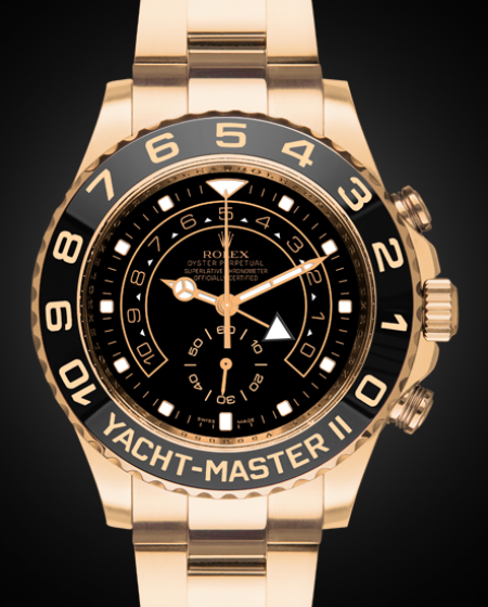 Rolex YACHT MASTER II ORO MK II