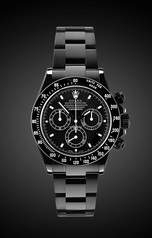Rolex Daytona Midnight Titan Black